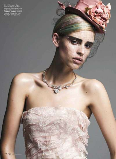 Punk Princess Editorials