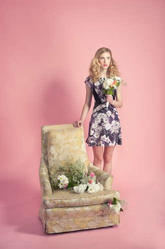 Feminine Floral Fashion