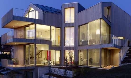 Impressive Visionary Villas