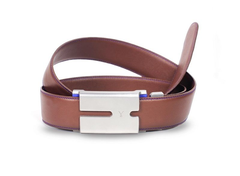 Self-Adjusting Belt Straps