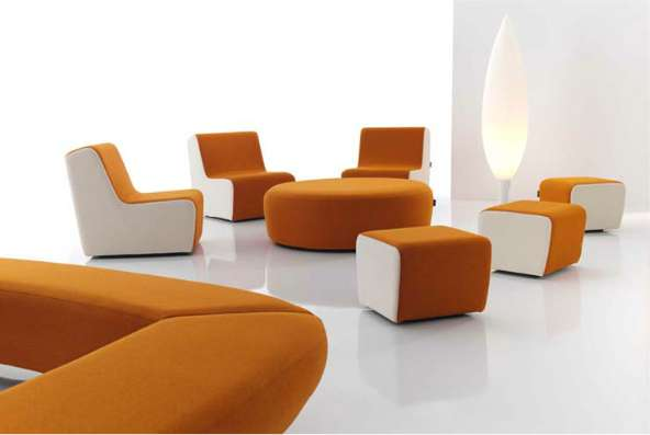 Modular Lounge Movables