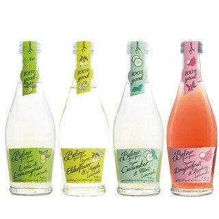 Artisanal Sparkling Lemonades