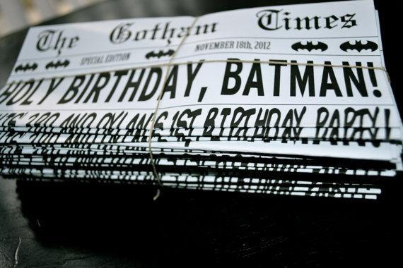 Heroic Newspaper Cards