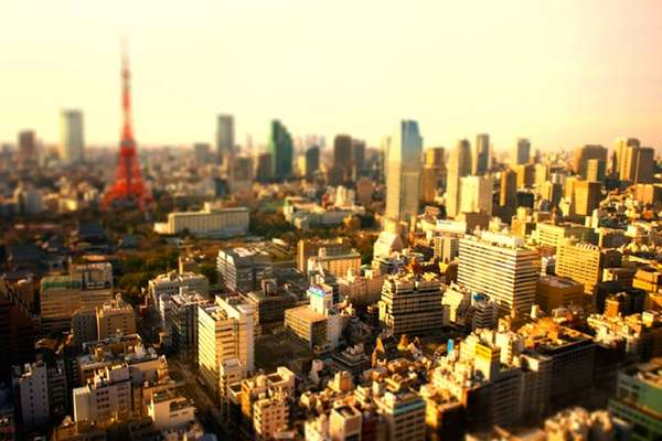 Worldly Tilt-Shift Photographs