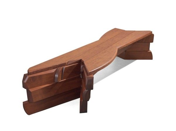 Side-Structured Benches