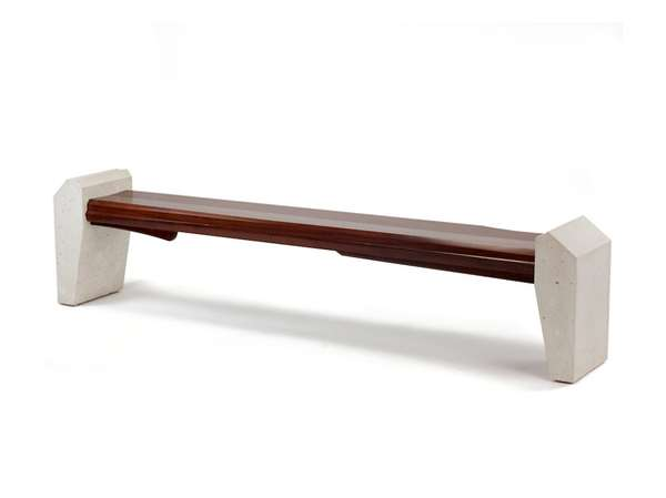 Simple Sapele Seating