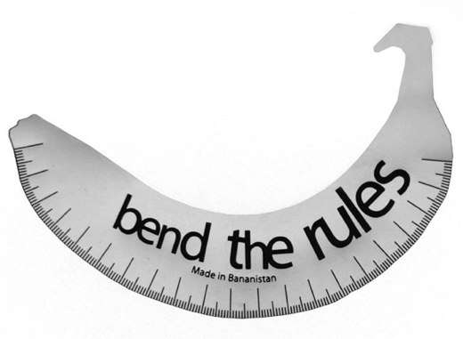 bend the rules