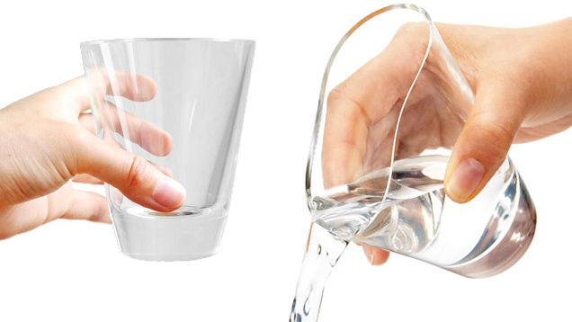 Pliant Glassware Cups