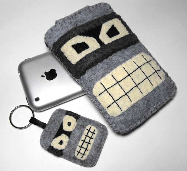 'Futurama' Gadget Cases