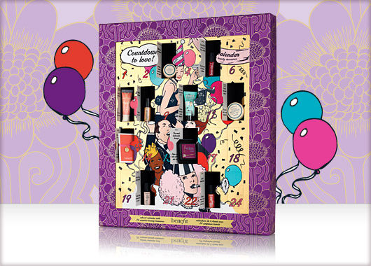 Beauty Product Advent Calendars