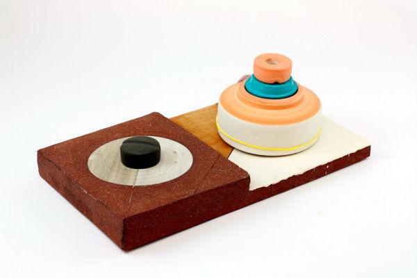 Eccentric Ceramic Objects
