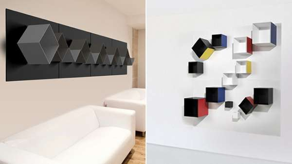 Movable Magnetic Furniture