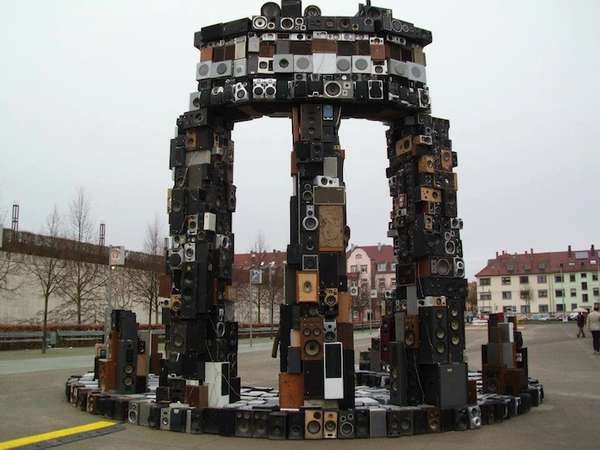 Sound System Sculptures