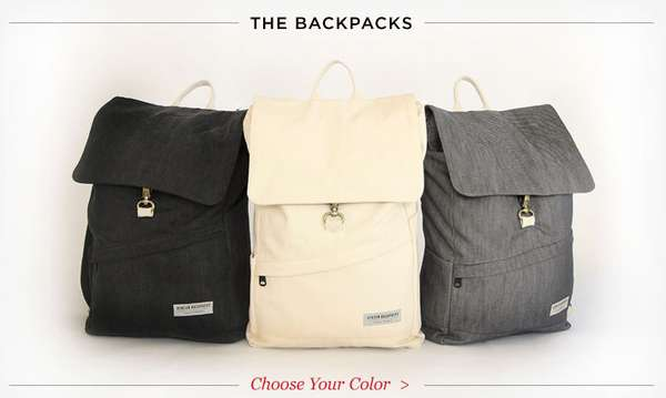 Benson Backpacks