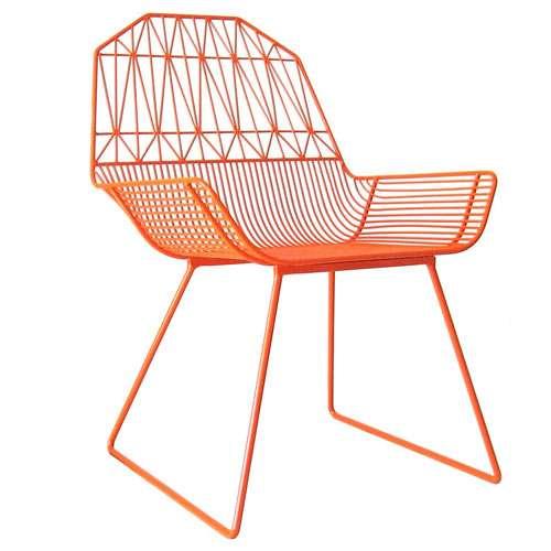 Bent Geometric Furniture