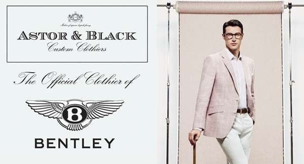 Bentley and Astor Black