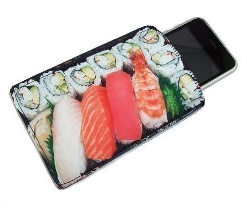 Sushi iPhone Sleeves