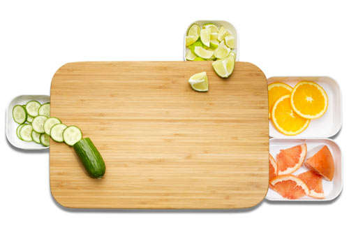 Hidden Drawer Cutting Boards