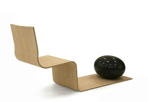 Stone-Balanced Seating