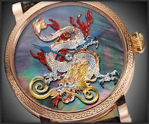 Dazzling Dragon Watches