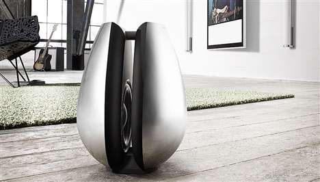 Sculptural Sound Systems