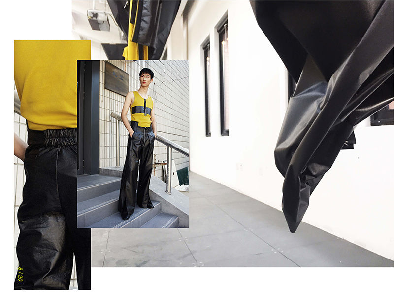Unconventional Visionary Menswear