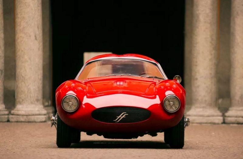 Nostalgic Italian Race Cars