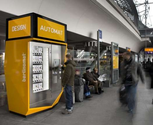 Accessories Vending Machines