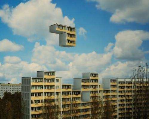 Tetris With Apartments