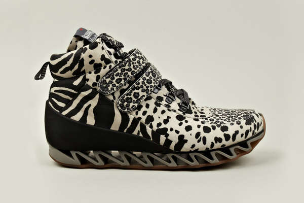 Savage Safari Sneakers