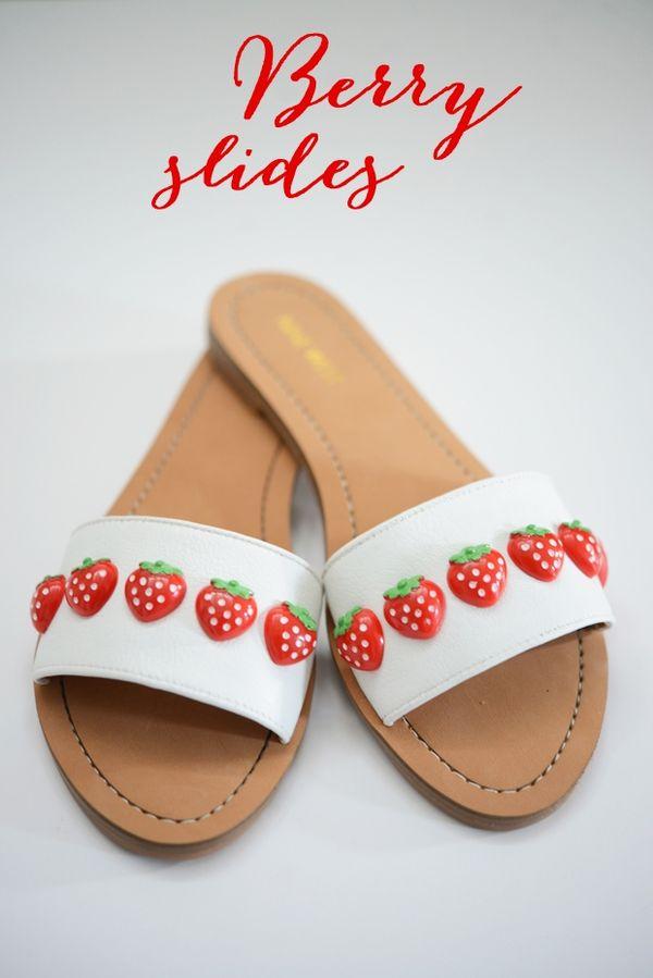DIY Spring Sandals