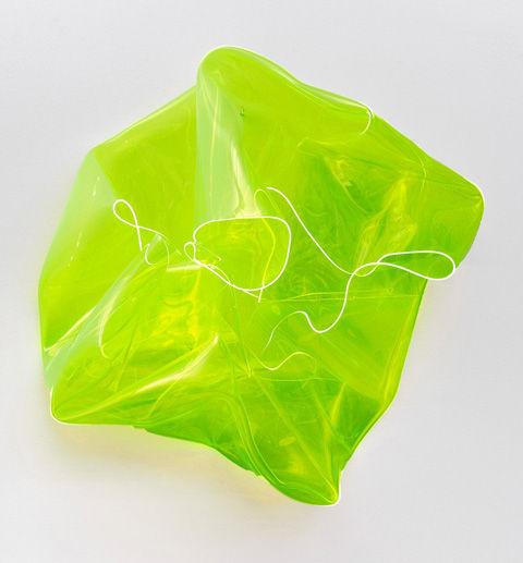 Abstract Neon Sculptures
