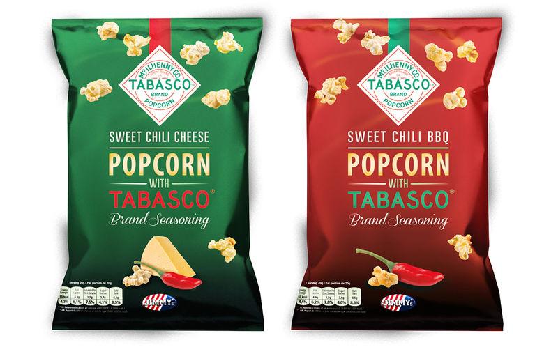 Spicy Bespoke Popcorn