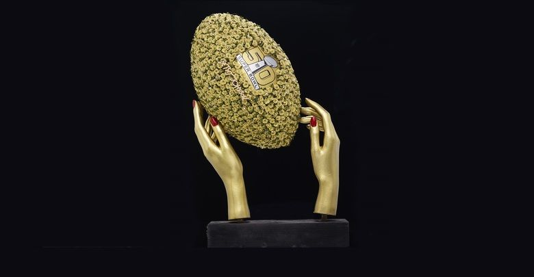 Fashion-Forward Footballs