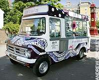 Bespoke Ice Cream Vans  (2)