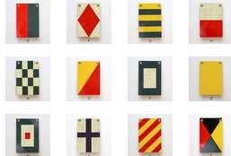 Nationalistic Nautical Flags