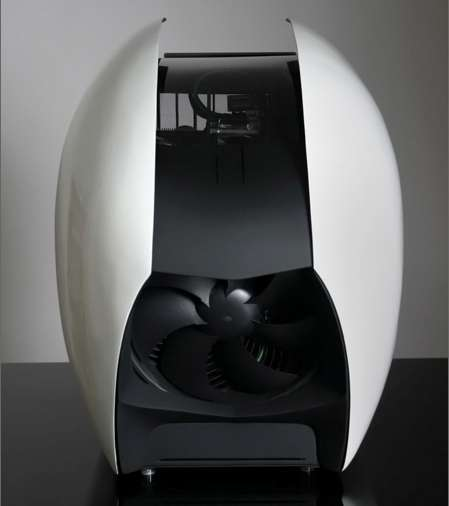 Contemporary Computer Pods