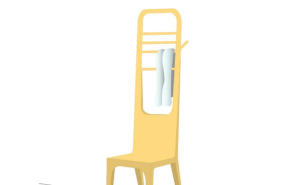 Order-Aiding Seating
