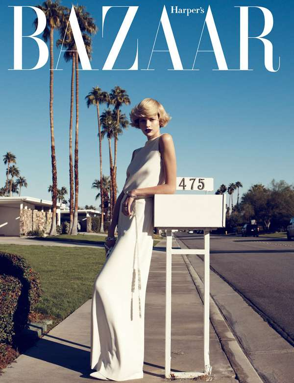 Bette Franke Harper's Bazaar