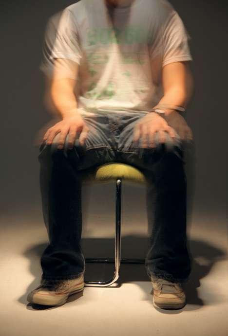 Posture-Improving Chair