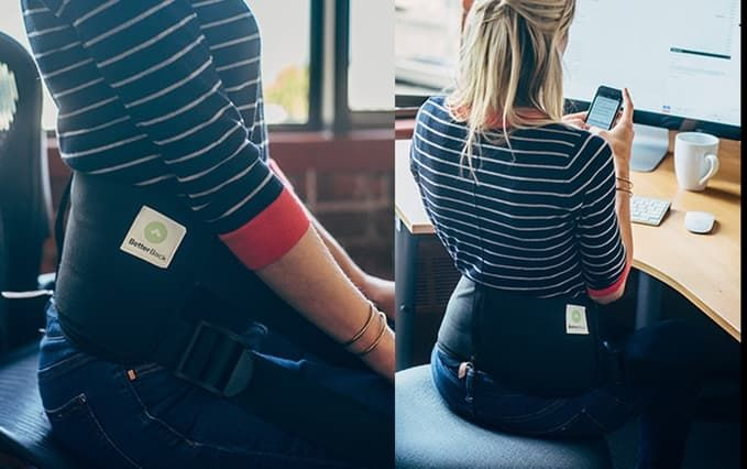Back-Boosting Harnesses