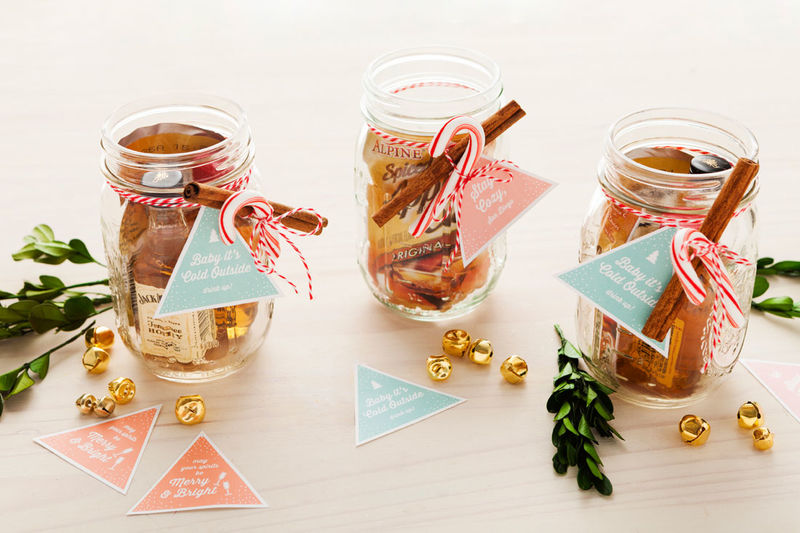 Mason Jar Cocktail Kits