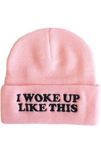 Sassy Lyrical Beanies