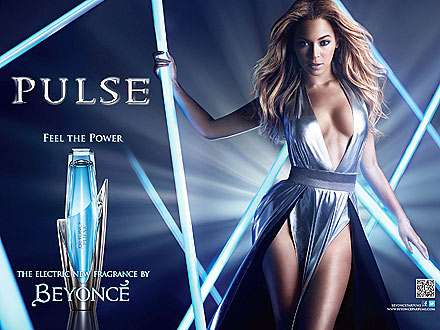 Beaming Perfume Campaigns