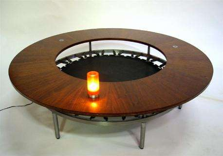 Trampoline Coffee Tables
