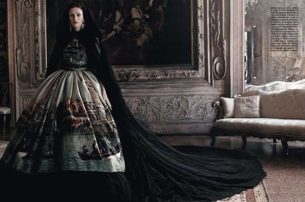 Beyond the Dream Vogue Italia
