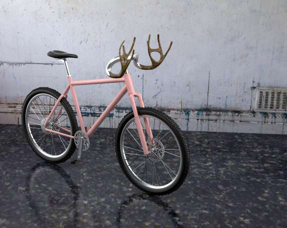 Horned Handlebars