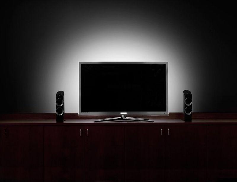 Eye-Adjusting TV Lights