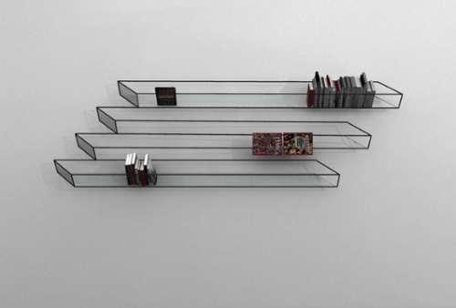 2D Illusion Shelving