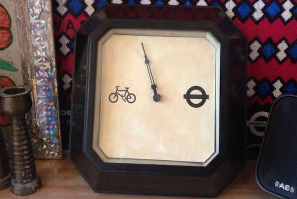 Commute-Determining Devices : Bicycle Barometer